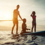 Excursion en mer - SUNSET + activités Stand Up Paddle