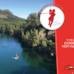 Tyroliennes Extrêmes - Lacs Adrénaline