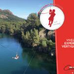 Tyrolienne Aquatique - Lacs Adrénaline
