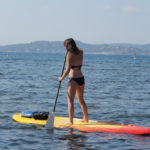 Location de paddle - Plage Veillat Saint Raphael - PROMO