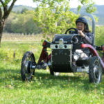 Insolite : Sortie en Swincar électrique à Montauroux