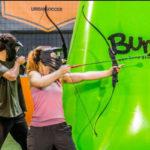 Archery bump - Défiez-vous au Tirc à l'arc !