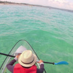 Location de kayak transparent - Sainte Maxime Promo