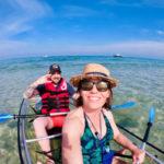 Location de kayak transparent - Sainte Maxime Promo