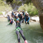 Canyoning familial Gour du Ray, Gorges du Loup  - PROMO