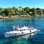 Privatisation bateau 1/2 JOURNÉE + activités S.U.P.