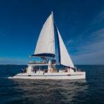 Sortie en maxi catamaran avec dîner - PROMO