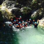 Canyoning familial - Gorges du Loup - PROMO