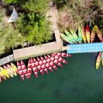 Sortie encadrée en canoë sur la rivière de l'Argens - Groupes Jeunesse