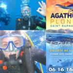 Privatisation Bateau - Baptême de plongée - Agay