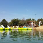 Location de Pédalo - Lac de Saint Cassien , plage de l'Américain