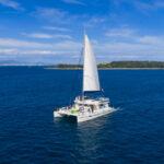 Sortie en mer Privatisée en maxi-catamaran