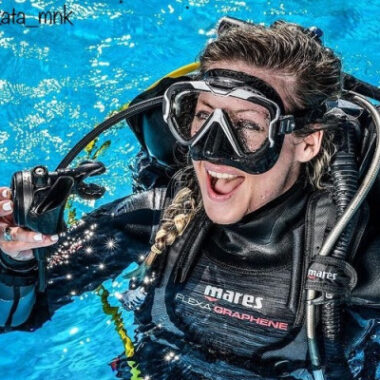 Baptême et initiation plongée «Basic Diver » – Fréjus