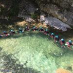 Randonnée aquatique Gorges du Loup
