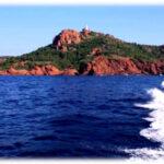 Balade privative en mer accompagnée d'un skipper - Agay