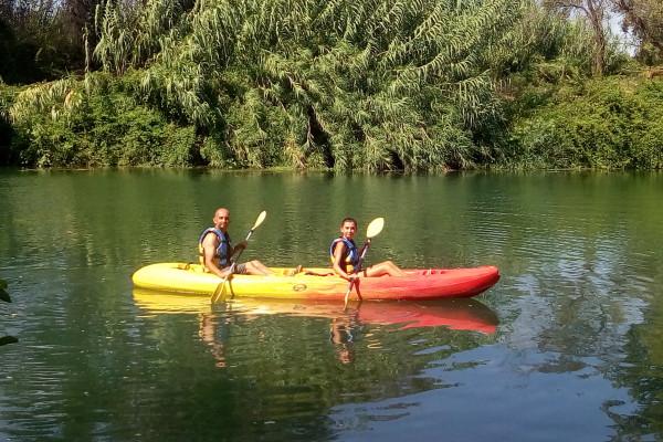 Location kayak 2 places - Rivière l'Argens - PROMO