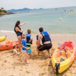 Journée détente sur la plage EL MORITTO PLAGE - Spécial CE