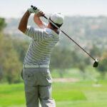 Massage spécial golfeur