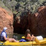 Location kayak - Boulouris