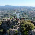 Ascension du Rocher de Roquebrune-sur-Argens