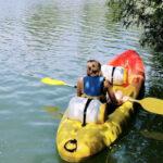 Kayak 1 place - Rivière l'Argens
