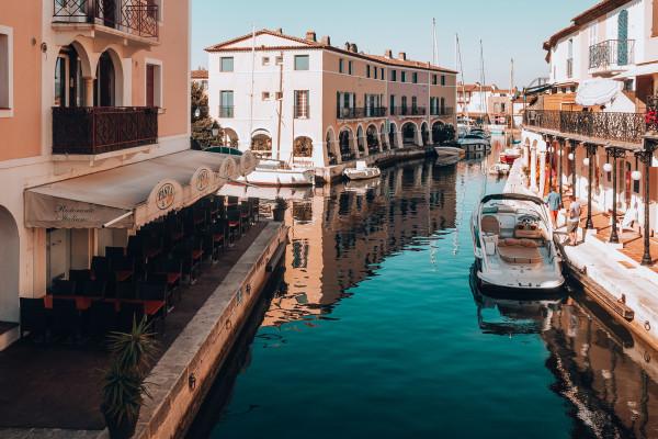 Port Grimaud & Saint Tropez