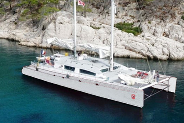 "Sortie catamaran ""Etoile Magique"" - Saint Raphaël"