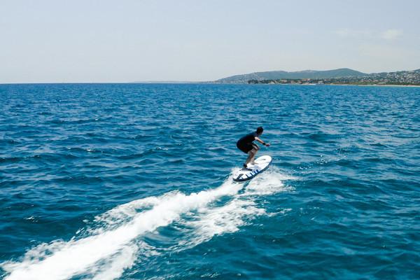 Découverte / Initiation au foil et au surf électrique