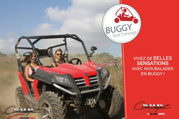 Buggy – corniche d'or