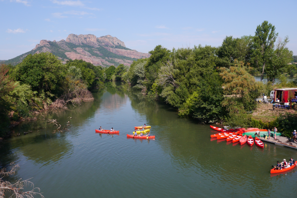 Location Canoe Kayak – Roquebrune sur Argens – Var