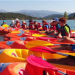 DINGHY FUN CAMPS - STAGE ENFANT SEMAINE