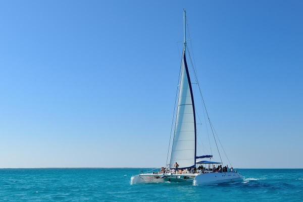 Départ Cannes Port Canto