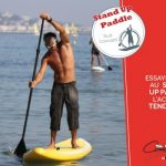 Location Stand-Up Paddle - plage débarquement