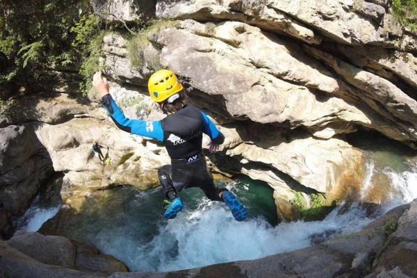 Fun Trip – Saut dans les Gorges du Loup