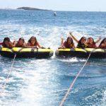 Jeux nautiques - bouées tractées - Promo