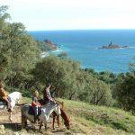 Equitation - Rando cavaliers moyen - Les Ferrières