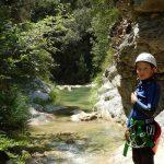 Canyoning de Fanghetto - Ruisseau d'Audin, Mercantour