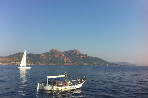 Pesca-tourism – Le Dramont
