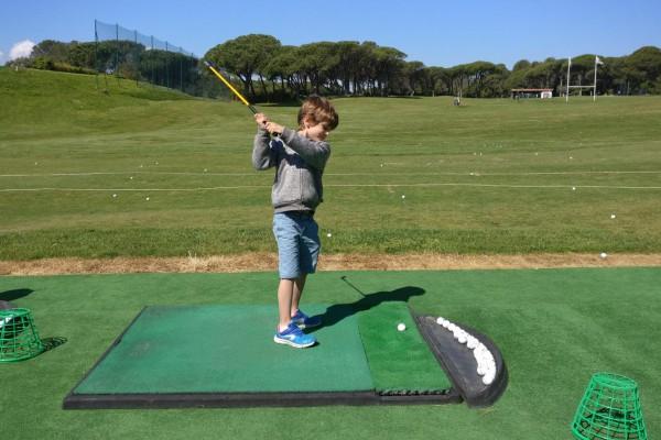 stage golf enfant – valescure