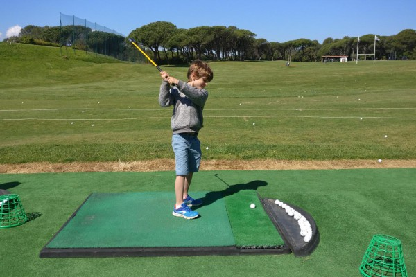 Children's training sessions – Valescure
