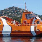 Vision sous marine Capitaine Némo - Agay
