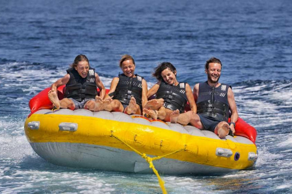 Slidsit – Boat evasion